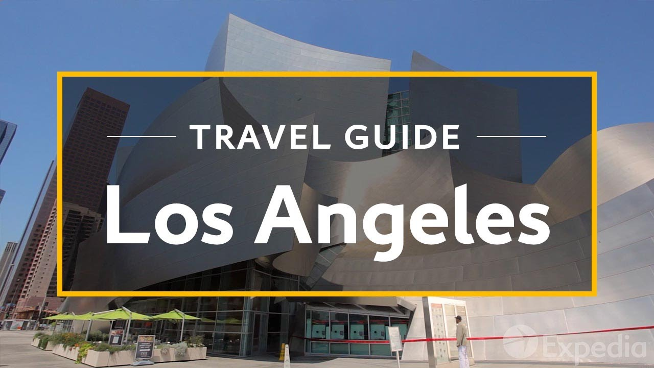 Los Angeles Vacation Travel Guide   Expedia
