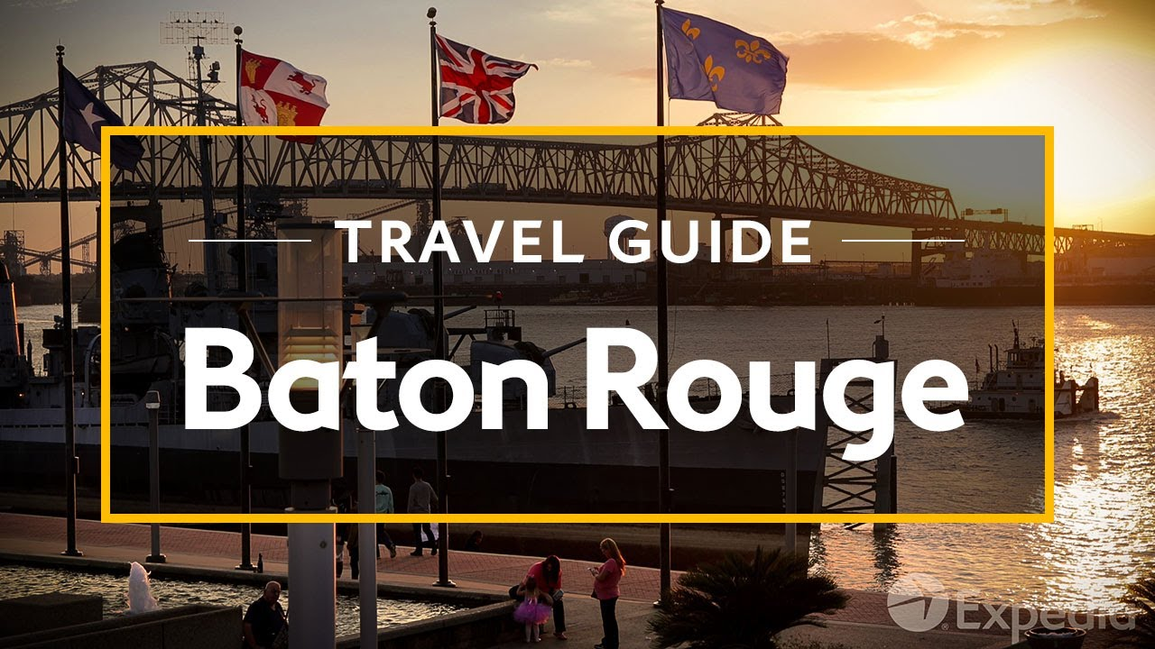 Baton Rouge Vacation Travel Guide   Expedia
