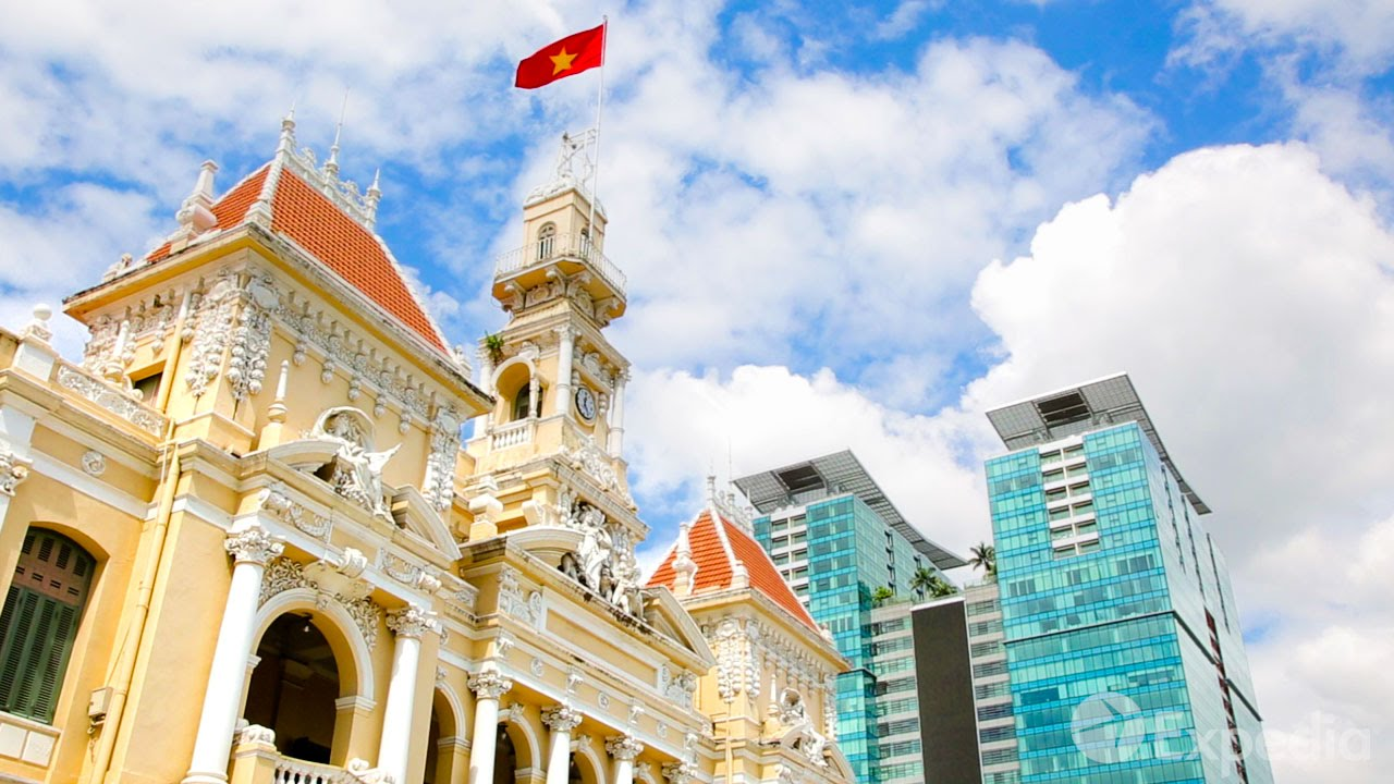 Ho Chi Minh City – Video Travel Guide   Expedia Asia