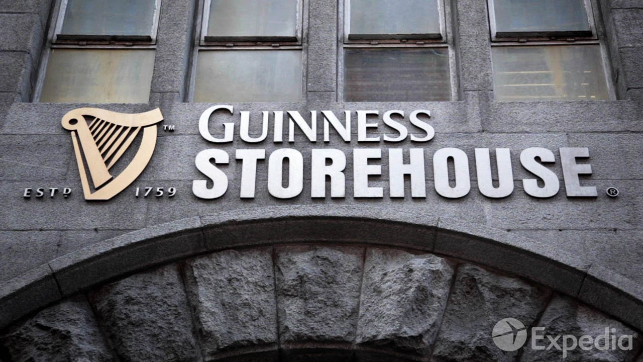 Guinness Storehouse Vacation Travel Guide   Expedia