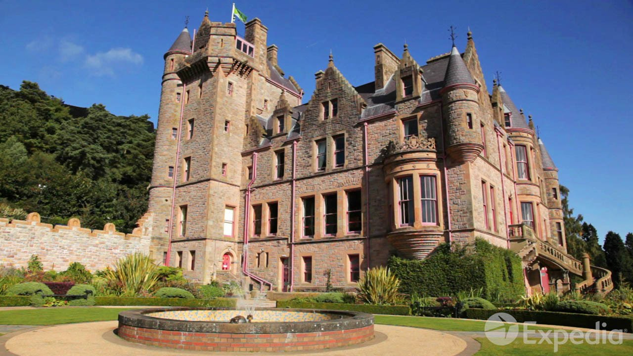 Belfast Castle Vacation Travel Guide | Expedia
