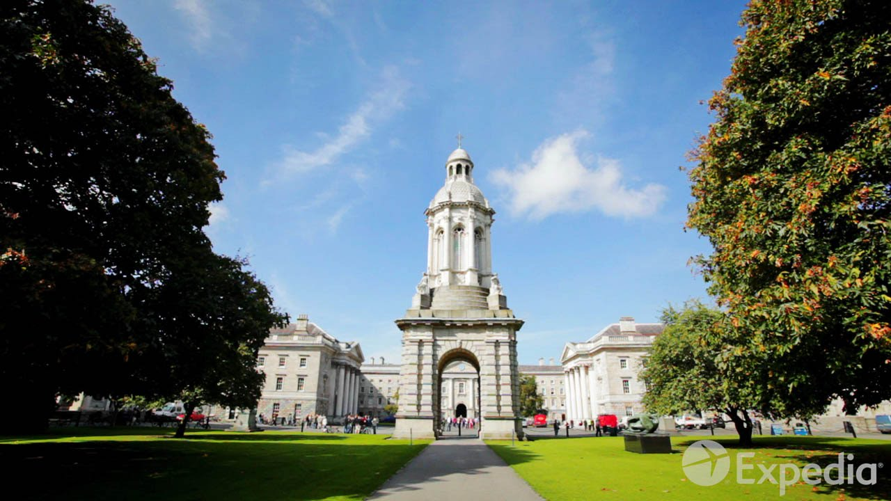 Trinity College Vacation Travel Guide | Expedia