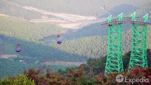 Hallyeo Waterway Observation Cable Car Vacation Travel Guide | Expedia