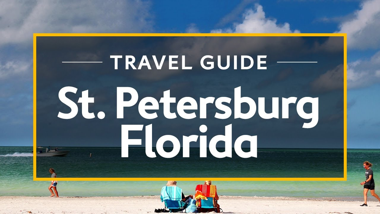 St. Petersburg, Florida Vacation Travel Guide   Expedia
