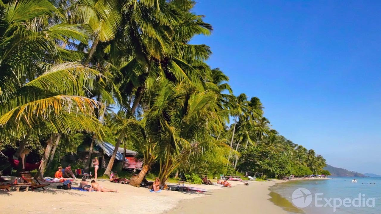 Koh Chang Video Travel Guide   Expedia